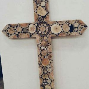 Cross 680mm X 435mm