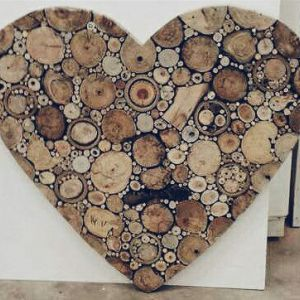 Heart Large 580mm X 620mm
